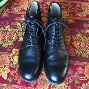 Vagabond ankle boots size 10 worn once